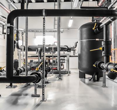 Closed Loop Water Treatment